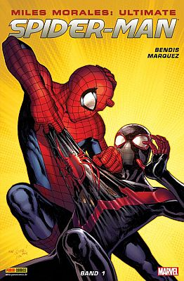 Miles Morales: Ultimate Spider-Man, Band 1 (Panini)