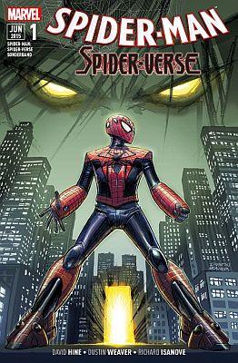 Spider-Man: Spider-Verse Sonderbd. 1 (Panini)