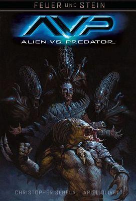 Feuer und Stein: Alien vs. Predator (Cross Cult)