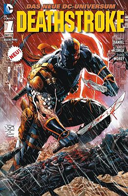 Deathstroke, Band 1 (Panini)
