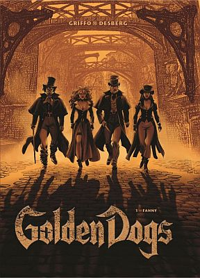 Golden Dogs, Band 1 (Panini)
