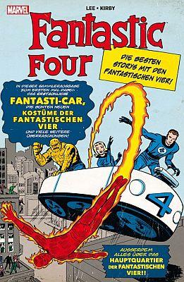 Marvel Klassiker: Fantastic Four (Panini)