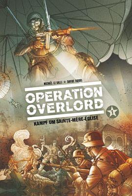 Operation Overlord, Band 1 (Panini)