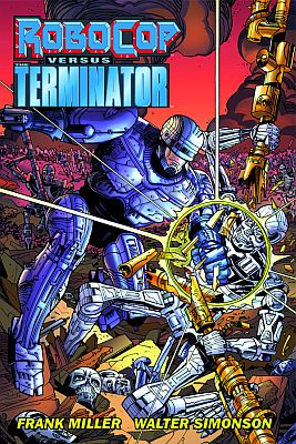 RoboCop versus The Terminator (Cross Cult)