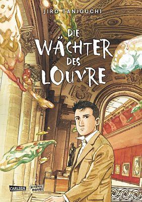 Die Wächter des Louvre (Carlsen)