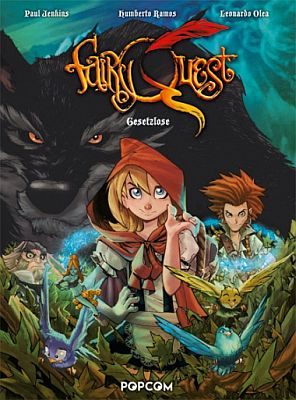 Fairy Quest, Band 1 (Popcom)
