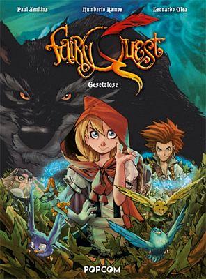 Fairy Quest, Band 1 (Popcom)