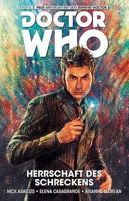Doctor Who, Band 1 (Panini)