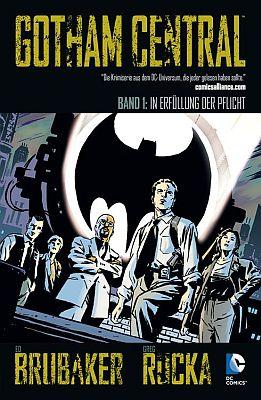 Gotham Central, Band 1 (Panini)