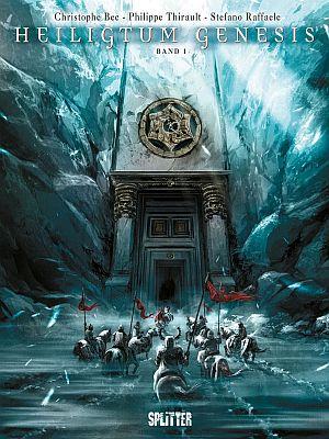 Heiligtum Genesis, Band 1 (Splitter)
