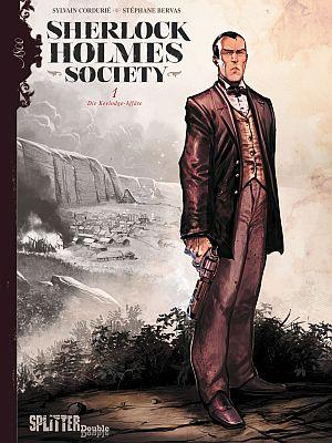 Sherlock Holmes Society, Band 1 (Splitter)