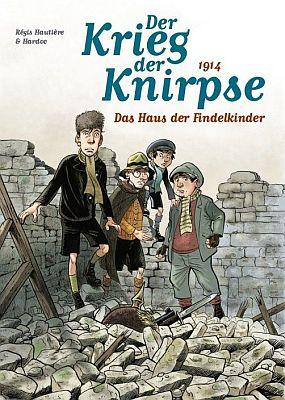 Der Krieg der Knirpse, Band 1 (Panini)