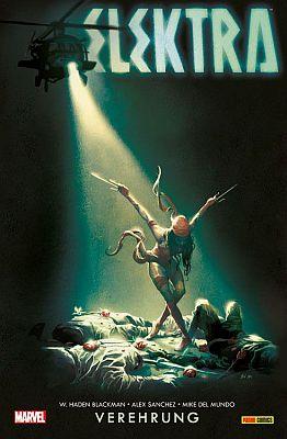 Elektra, Band 2 (Panini)