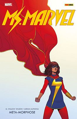 Ms. Marvel, Band 1+2 (Panini)