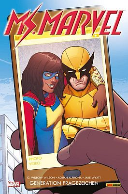 Ms. Marvel, Band 2 (Panini)