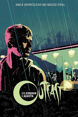 Outcast, Band 2 (Cross Cult)