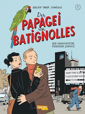 Der Papagei von Batignolles, Band 1 (Carlsen)