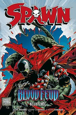 Spawn: Blood Feud (Panini)