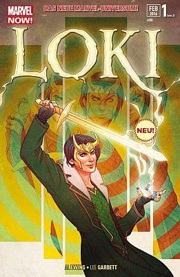 Loki, Band 1 (Panini)