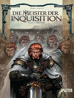 Die Meister der Inquisition, Band 1 (Splitter)