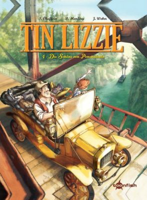 Tin Lizzie, Band 1 (toonfish)