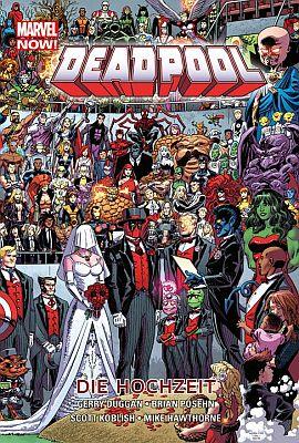 Deadpool: Die Hochzeit (Panini)