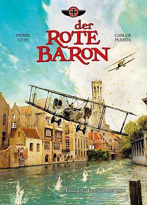 Der Rote Baron, Band 1 (Panini)