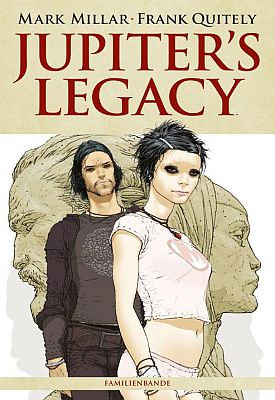 Jupiter's Legacy, Band 1 (Panini)