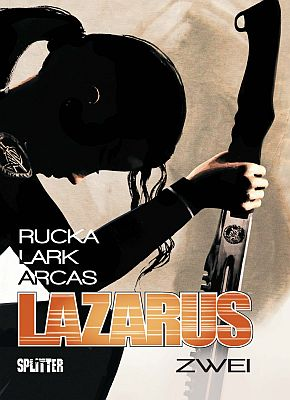 Lazarus, Band 2 (Splitter)