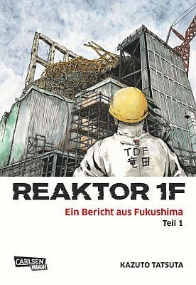 Reaktor 1F, Band 1 (Carlsen)
