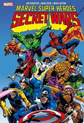 Secret Wars (Panini)