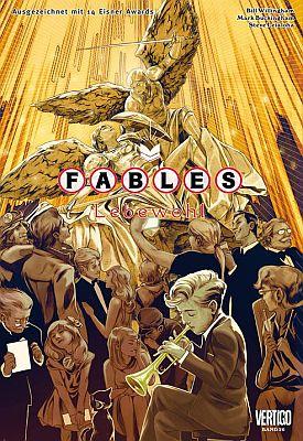 Fables, Band 25+26 (Panini)