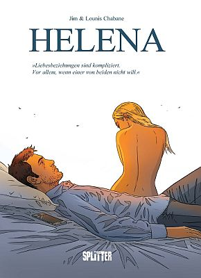 Helena, Band 2 (Splitter)