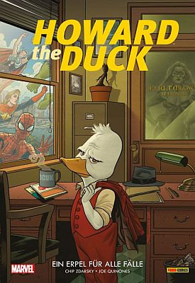 Howard the Duck, Band 1 (Panini)