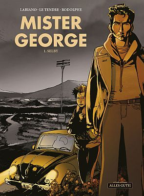Mister George, Band 1 (Schreiber & Leser)
