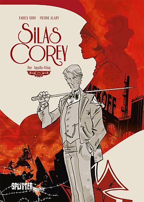 Silas Corey, Band 1 (Splitter)