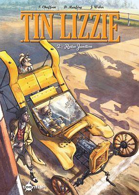 Tin Lizzie, Band 2 (toonfish)