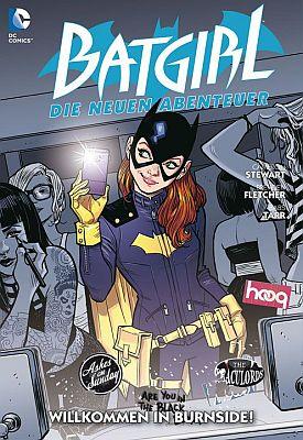 Batgirl, Band 1 (Panini)