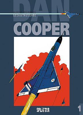 Dan Cooper Gesamtausgabe, Band 1 (Splitter)