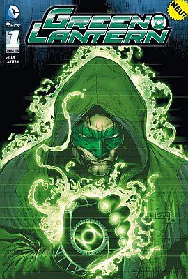 Green Lantern, Band 1 (Panini)