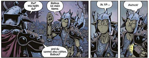 Intelligente Orks?