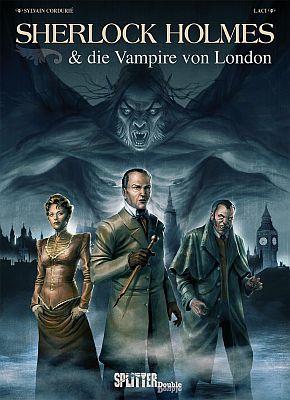 Sherlock Holmes & die Vampire von London (Splitter)