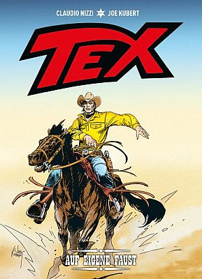 Tex: Auf eigene Faust (Panini)