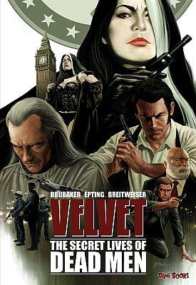 Velvet, Band 2 (dani books)