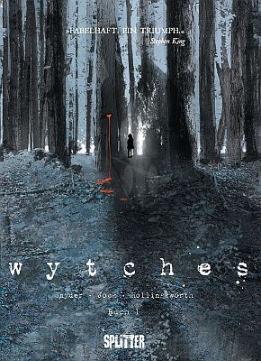 Wytches, Band 1 (Splitter)