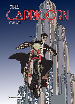 Capricorn, Band 1 (Schreiber & Leser)