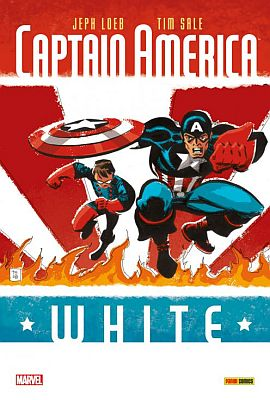 Captain America: White (Panini)