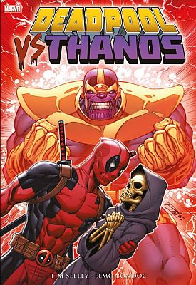 Deadpool vs. Thanos (Panini)