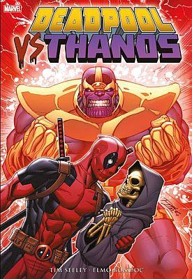 Deadpool vs. Thanos (Panini)