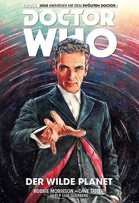 Doctor Who, 12. Doctor, Band 1 (Panini)